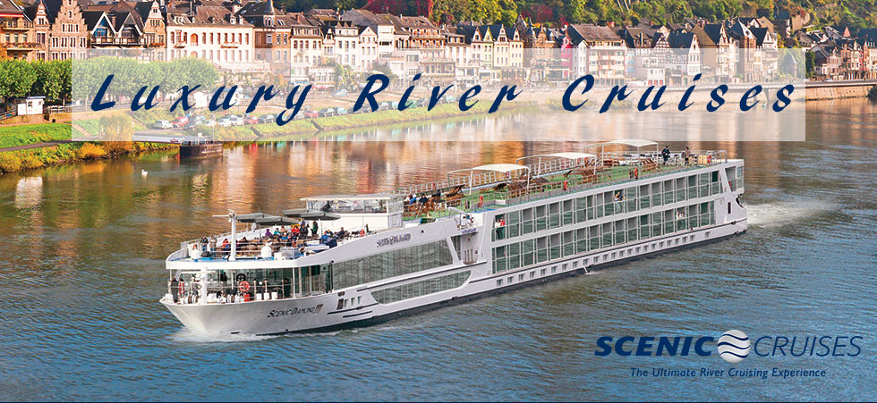 Luxury River Cruises With Scenic Cruises Official Website For - River cruises in france