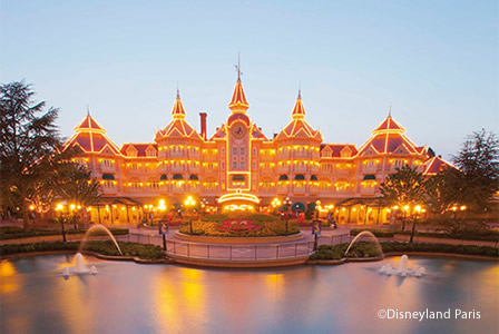 hotels in disney