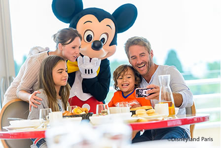 dining in disney