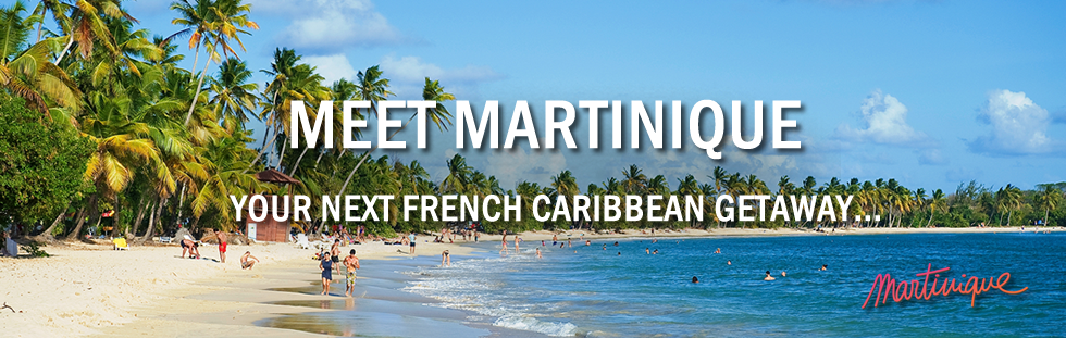 Win a Trip for Two to Martinique!